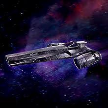 Blackbird, battlestar galatica, hero collector, eaglemoss