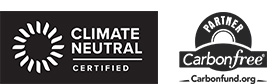 Climate neutral, carbon free, sustainability, environment