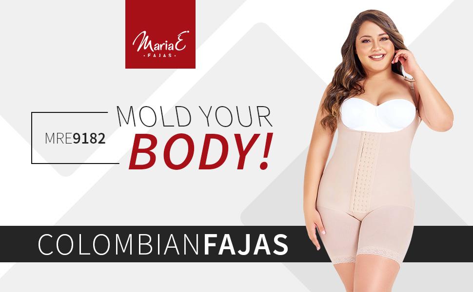 Faja elevadora de culatas de cintura alta mujer | Fajas Colombianas