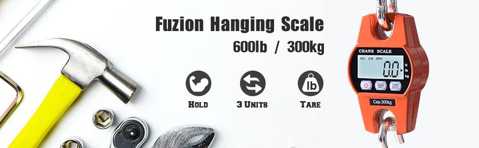 Hanging scale digital