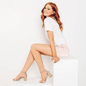 daisy, heels, low heel, sandals, shoes, boots, jadams, vegan