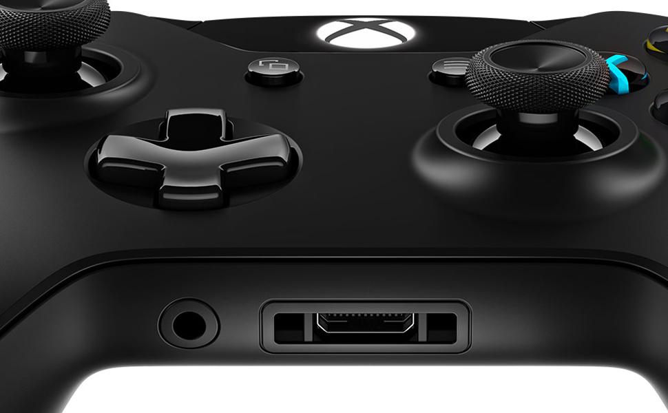 Xbox One Analog Sticks