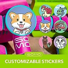 customizable kids pogo stick