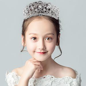 Frcolor Tiara Crowns7