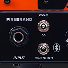 JOYO BanTamP FireBrand Electric Guitar Amp Head with Loud Heavy Distortion AMP Mini Amplifier Head for Electric Guitar Fierce /& Clear Aggressive Boxer