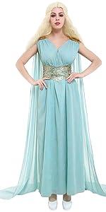 Daenerys Targaryen Qarth Dress