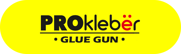 PROkleber Glue Gun Logo