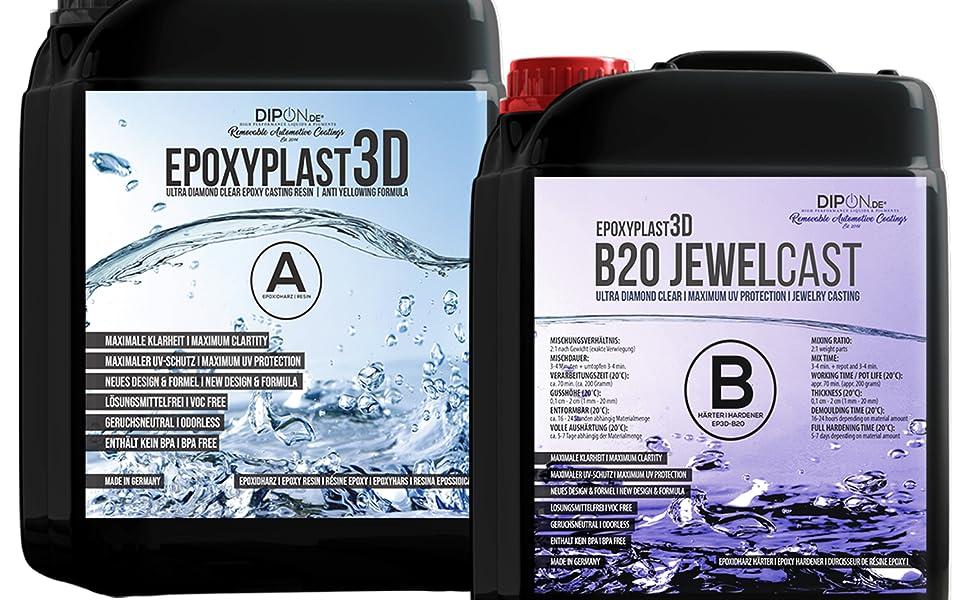 Epoxyhars, hars, epoxy, hars, sieraden, gietijzer, UV-bestendig, schimmelwerend,