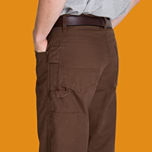 Berne Acre Washed Duck Carpenter Pant product image