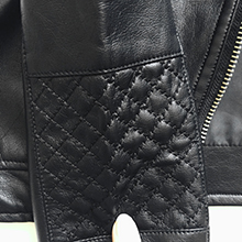 toddlers faux leather jacket infant babies oblique zipper jacket 50s greaser leather jacket