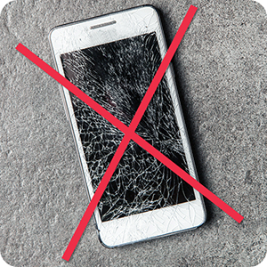 no more broken phone because of unsafe mount