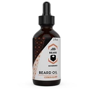 Citrus Glory Beard Oil 2oz