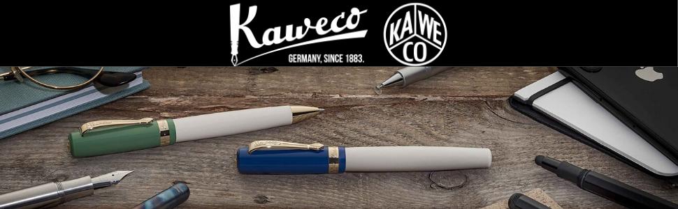 0,8 mm Box Kaweco G2 Kugelschreibermine Schwarz 3 Stück