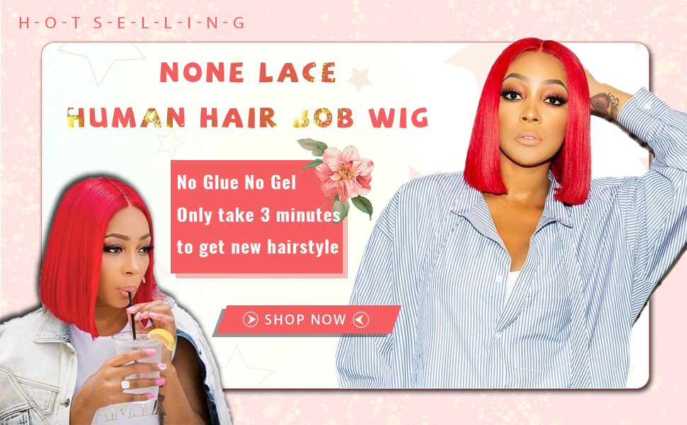 real human hair wigs