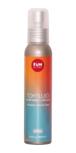 water based lubricant paragon free oil free fun factory made in Germany 3.4 fl. oz. 100 ml lube