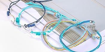 adjustable wave bracelet