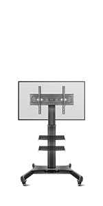 TS1661 mobile tv stand