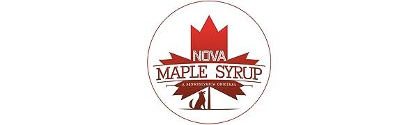 Nova Maple Syrup Logo