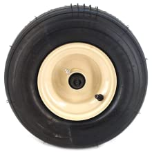 Grasshopper Mower Tire and Wheel Assembly with Bearings OEM 603975