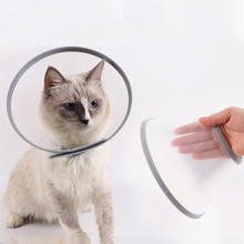 dog e collar cone for dog kitty recovery after surgery, anti-lick
