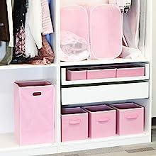 Pink in Closet