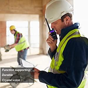 business walkie talkies