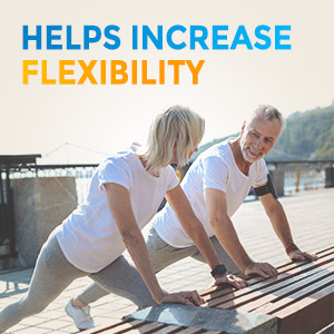 Helps Increase Flexibility