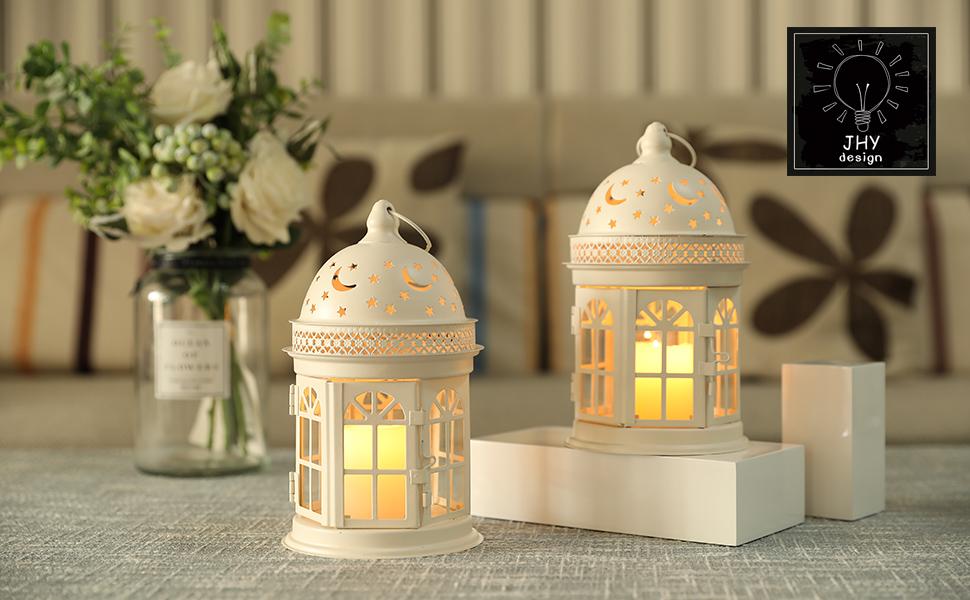 decorative lantern set