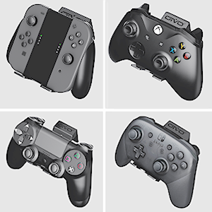 ps4 xbox one nintendo switch pro controller wall mount