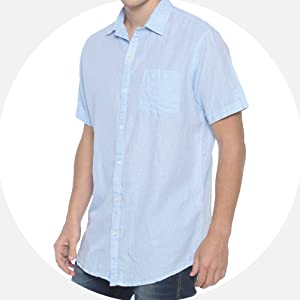 cotton short sleeve shirts