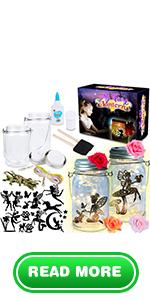 Fairy Lantern Craft Kit