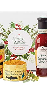 Stonewall Kitchen Holiday Grill Gift Set