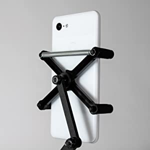 Secure Phone Mount Mounting Kit Apple iPhone Samsung Galaxy Hands Free MINI Cooper F56 Accessories