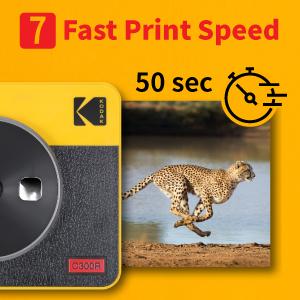 kodak photo printer camera c300r