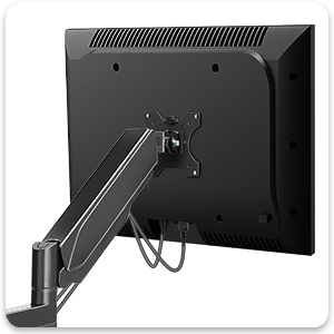 dual monitor mount 32 vertical monitor mount vesa mount