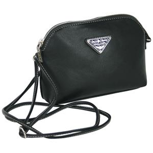 Kleine Damen Handtasche schwarz
