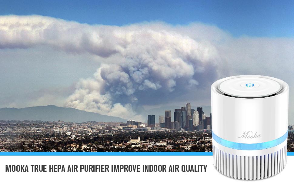 Mooka personal air purifiers air purifier for home