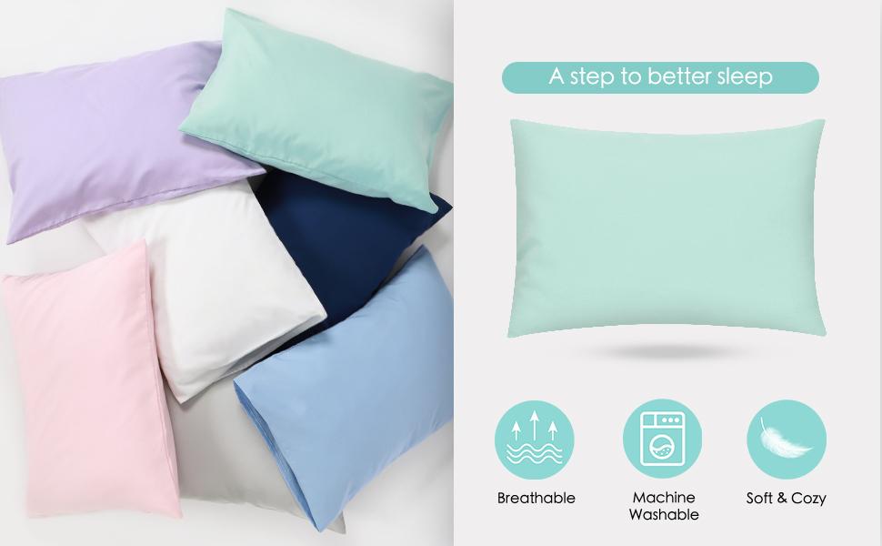 toddler travel pillowcases pillow case cover
