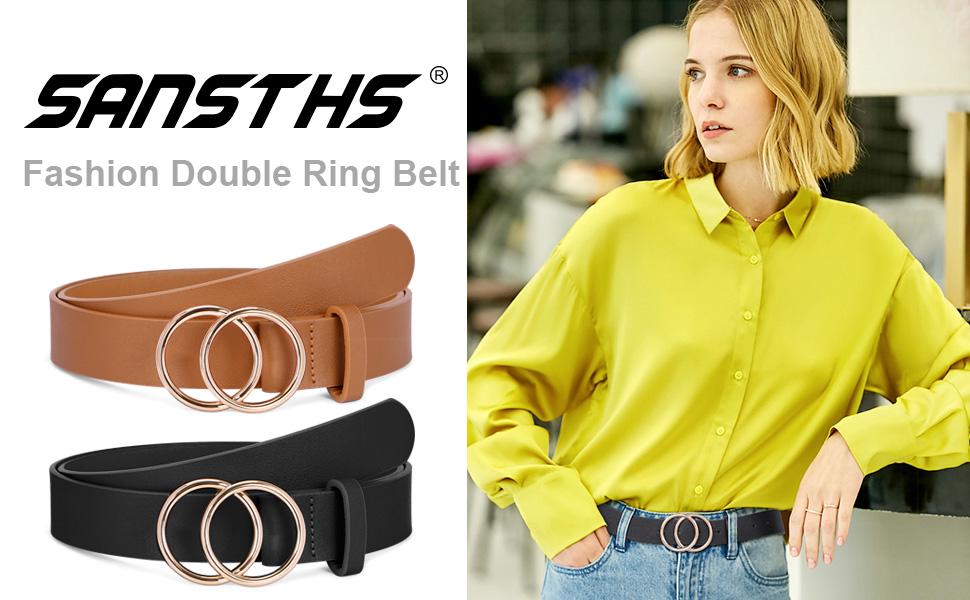 double circle belts