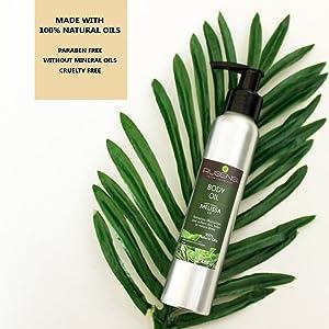 melissa oil, natural oil, body oil, skincare, body care, organic, reduces stress