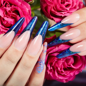 FRCOLOR False Nails with Nail Clippers 9