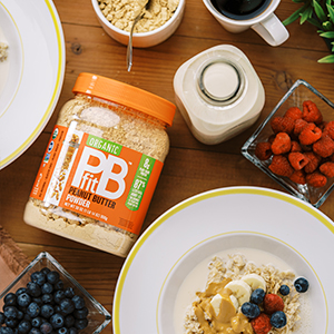 pbfit peanut butter powder organic peanut butter