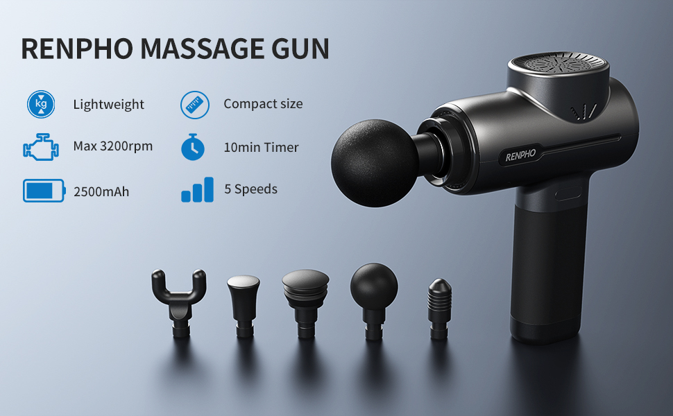 deep massager gun