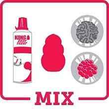 KONG, Treats, Mix