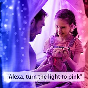 alexa recessed lighting