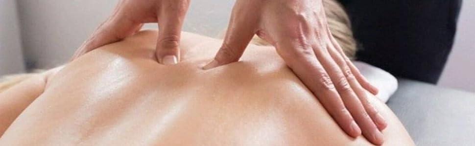 neck back massage