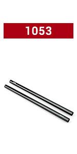 SMALLRIG 15mm Asta in lega di alluminio 1053