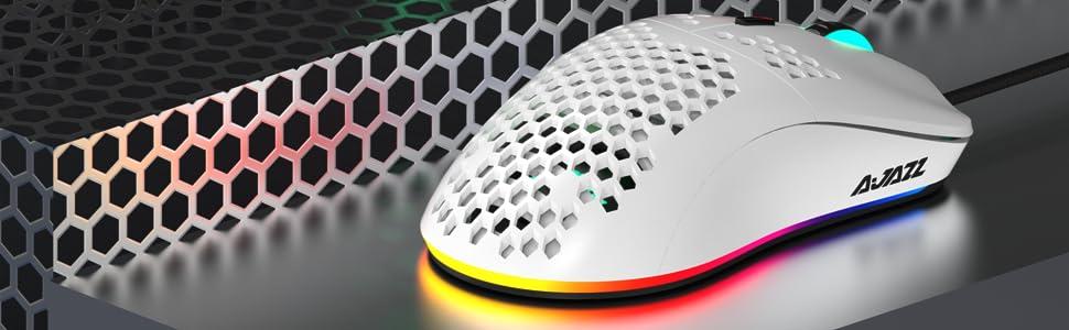 AJ390 gaming mouse