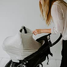 Car Seat Cover canopy, five-in-one