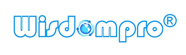 Wisdompro  Logo